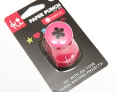 NEW Release Larger Flower Spring Summer Daisy Hole Paper Punch 3/4 Inches KI Hampton Arts