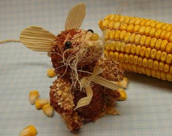 Corn Cob Mouse