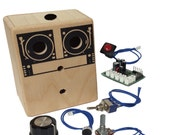 DIY (kit) - build your own recording device with loop switch, pitch control & output