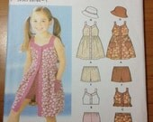 Simplicity 5540 Dress Pants and shorts top hat sewing pattern 3 4 5 6 7 8