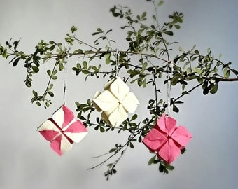 How to make fabric Christmas decorations