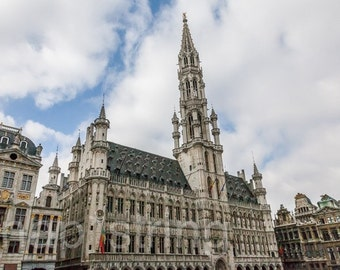Grand Place Brussels Belgium Photography