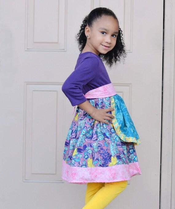 Girls Apron Dress Knit Top Bodice Choose Tank for Spring Summer Toddler Infant Girls