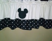 Mickey MOUSE valance