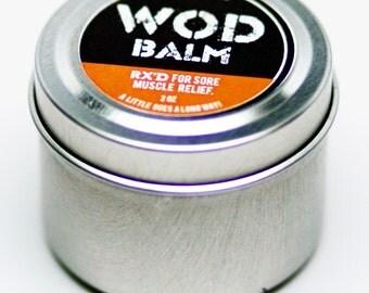 WOD Balm 2 oz.