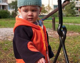 Kids Easy FUN Jacket Pattern