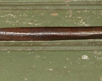 Vintage Hand Forged Soldering Iron with Copper Tip