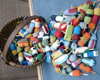 Wedding and Party Favors Wine Cork Ocean Buoys