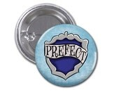 Ravenclaw Prefect Badge Button Harry Potter 1 1/2 inch button