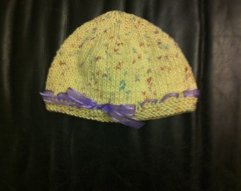 Infant 3 to 6 month Baby Hat