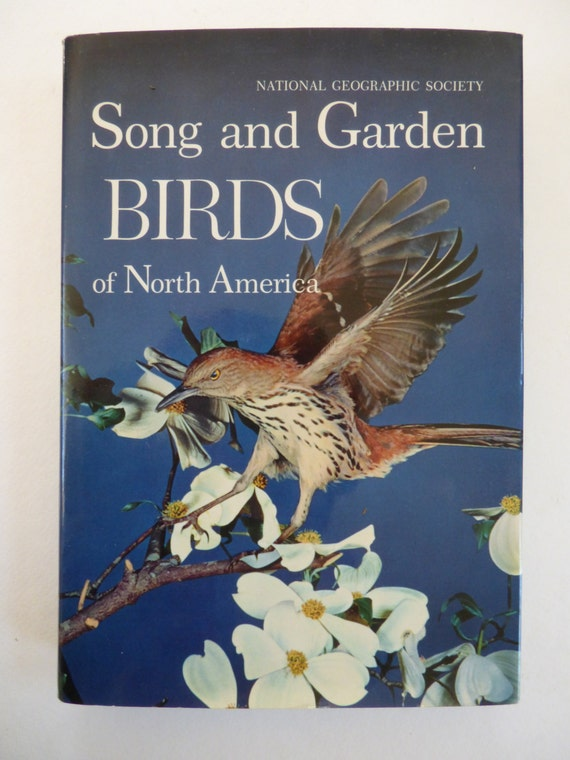 National Geographic Song And Garden Birds 1964 With Recordings