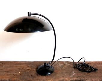 Atomic Mid Century Saucer Desk Lamp