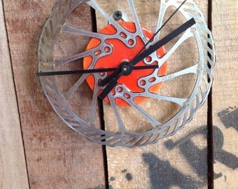 Wall Clock - Disk Brake #26