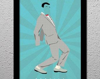 Pee Wee Herman - Paul Reubens - Tequila