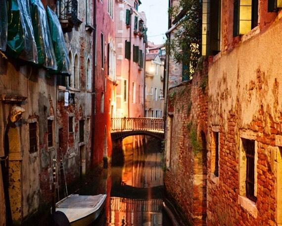 Items Similar To Venice Italy Photograph Fine Art