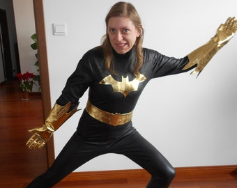 Barbara Gordon aka Batgirl costume from DC comics