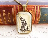 Strength - Tarot Necklace