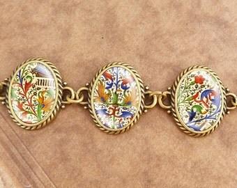 Medieval Art - Vintage Bracelet
