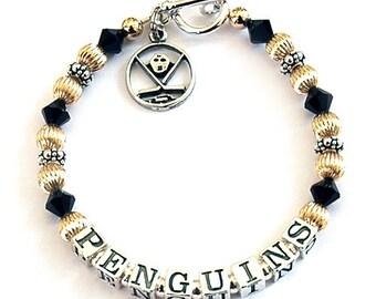 Pittsburgh Penguins Bracelet