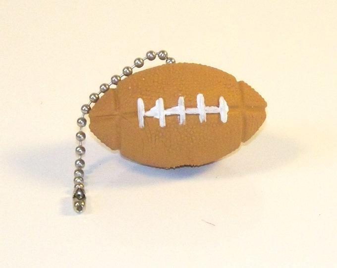 Football Ceiling Fan Pull, Coaches Gift, Gift for Kids, Gift for Boys, Gift for Men, Man Cave Decor, Kids Room Decor, Sports Decor