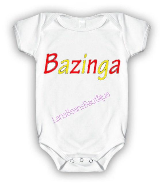 Bazinga Bodysuit