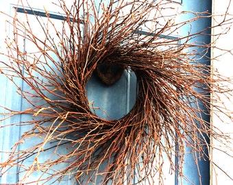 Birch Wreath