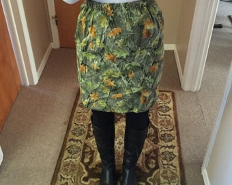 SALE READY to SHIP Hunting Skirt size small