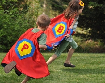 Superhero Cape- Ages 8 to adult