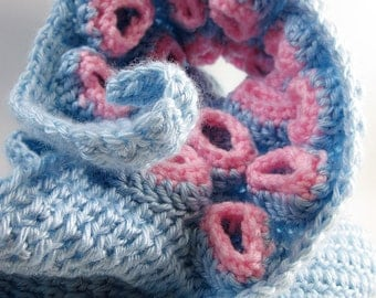 Pattern: Tentacle Scarf