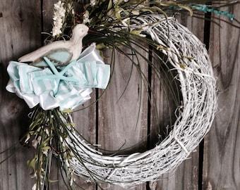 Sea Gull Beach Wreath