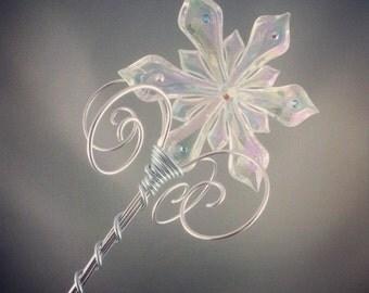 Maab's Ice Queen Sceptre - Frozen Costume Elsa Snow Queen Wand