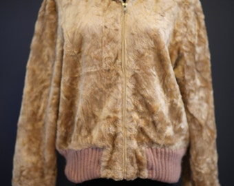 Loretta Faux Fur Jacket S/M