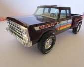 Vintage 'Nylint, Country Gent'  supercab pickup truck!