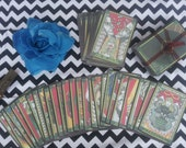 Limited Edition Twin Peaks Tarot card deck (78 cards)