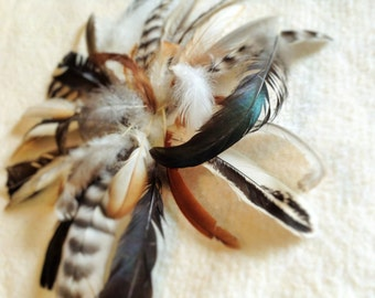 Feathers / Natural Feathers / Chicken Feathers