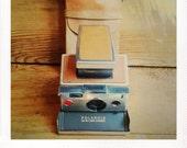 Polaroid SX-70 Land Camera With Case - GUARANTEED WORKING