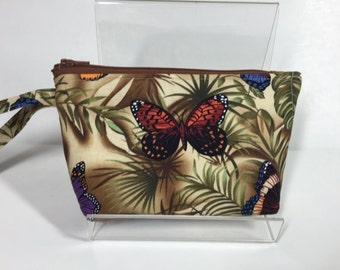 Butterfly Wristlet #2