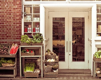 London photography, London art print - The Shop Around The Corner
