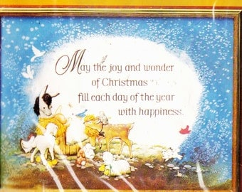 The Creative Circle 'The Wonder of Christmas' Embroidery Kit