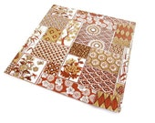 Vintage Wrapping Paper - Spring in Brown Conceptual Gift Wrap - Drawing Board Greeting Cards, Inc.