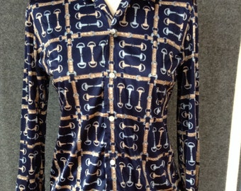 Vintage Givenchy shirt 1970s