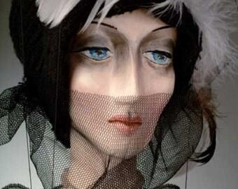 Lady Valentine Marionette