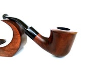 Tobacco pipe Smoking pipe Wooden pipe Hand carved tobacco pipes Smoking pipes Wood pipes Vintage Wood pipe Carved wood Wooden pipes 203