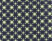 Daysail Harbor in Navy by Bonnie and Camille for Moda
