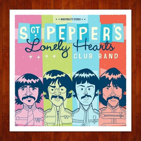 Sgt Peppers  **Slightly Damaged**