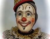 Otto Popoff, The Daredevil Clown
