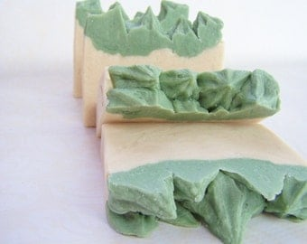 Balsam Goat's Milk Soap with Silk