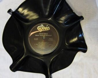 Cheap Trick at Budokan Vinyl record album bowl