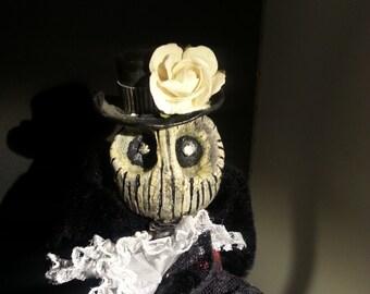 Art doll - Vote Monty