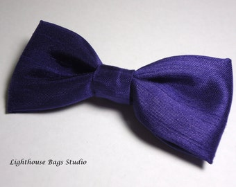 Bow Tie - Purple